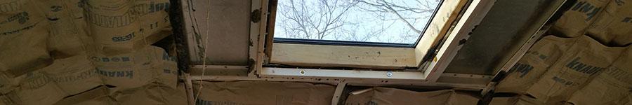interior cabin insulation - ceiling