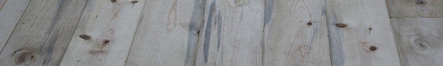 Ponderosa Pine Flooring Installation