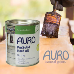auro hard oil